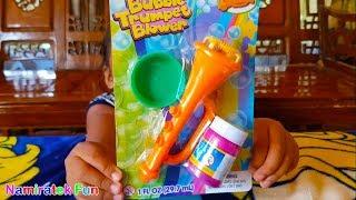 Mainan Anak Balon Tiup Main Gelembung Balon Sabun Blowing Up...