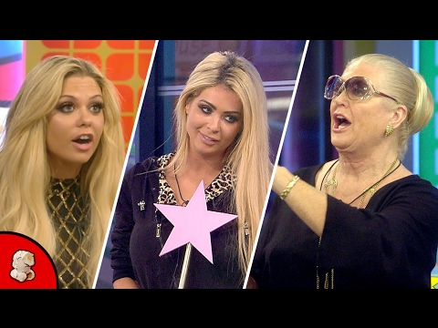 Kim Woodburn takes on Bianca Gascoigne and Nicola McLean | Celebrity Big Brother | Day 30