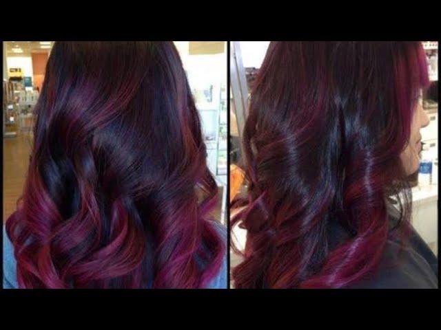 صبغت شعري احمر بالبيت دون الذهاب الي صالون بدون تشقير Dying My Hair Red At Home No Bleaching Youtube
