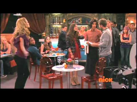 Ellen Hollman plays diva on Victorious