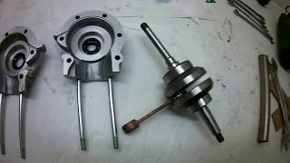 Assemblage bas moteur de la 103 SP