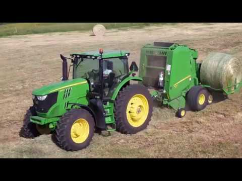 Balers | Hay & Forage Equipment | John Deere US