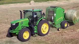 Balers | Hay & Forage Equipment | John Deere US