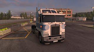"[""Euro Truck Simulator 2"", ""Truck Review"", ""KENWORTH K100 E V1.3.3 1.39 X""]"