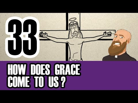 3MC - Episode 33 - How does the grace of salvation come to us?