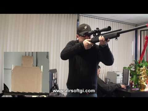 Airsoft GI - JG BAR10 How-to Tech with Clint S.