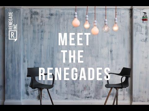 Meet The Renegades : Season 2 (Trailer)