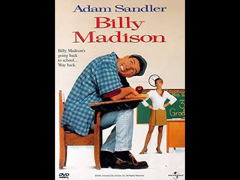 Download Trailers from Billy Madison 1998 DVD