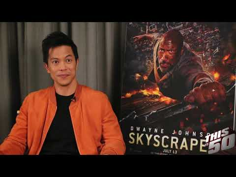 Byron Mann Talks Starring in Skyscraper Alongside The Rock + Iron Fist With RZA + Wu Tang