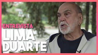 Entrevista com o ator LIMA DUARTE