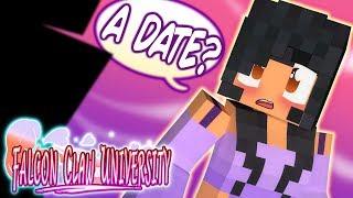 Aphmau's Date? | FC University [Ep.21] | MyStreet Minecraft Roleplay