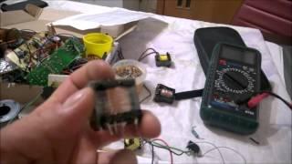 PWM UC3842 controllere uchun kommutatsiya elektr ta'minoti davomi