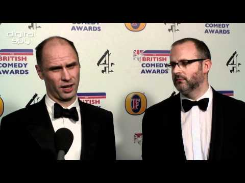 Armstrong and Bain on 'Peep Show' future
