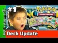 Pokemon Trading Card Game Deck Update XY Ancient Origins Booster Pack by HobbyGamesTV
