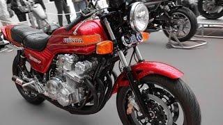 HONDA CB750F Custom