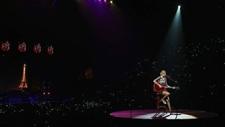 Taylor Swift - Sparks Fly (DVD The RED Tour Live)