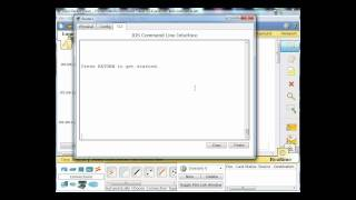 RIPv1 auto summary routes with Packet Tracer - Part 1