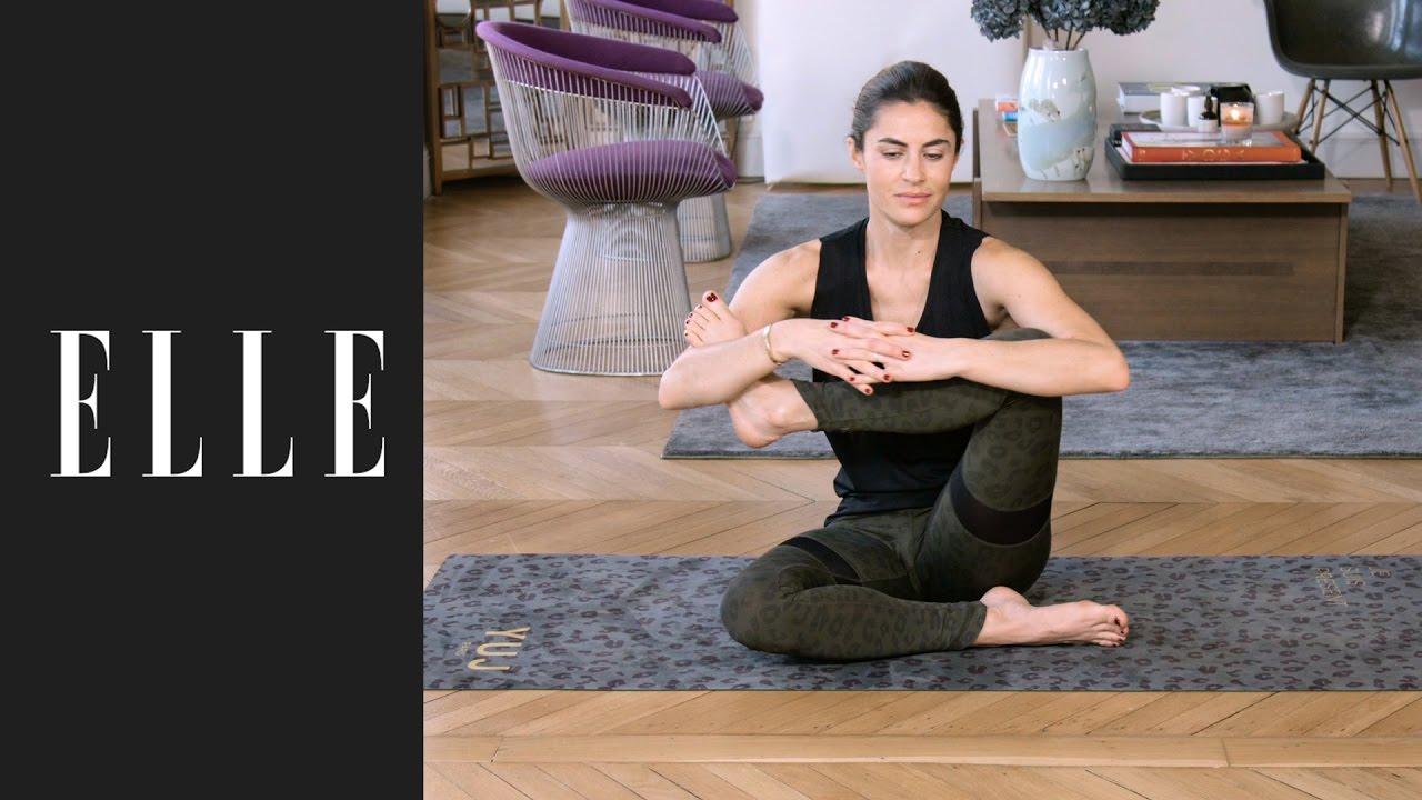 Download Le yoga comme détox émotionnelle┃ELLE Yoga