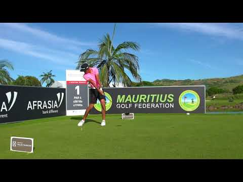 Pro-Am Afrasia Bank Mauritius Open 2017 at Heritage Resorts