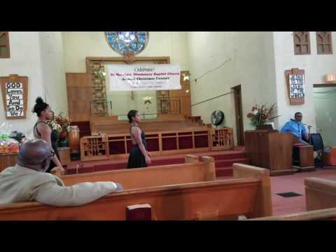 Detroit school of arts at St. Matthew Missionary Baptist Church(3)