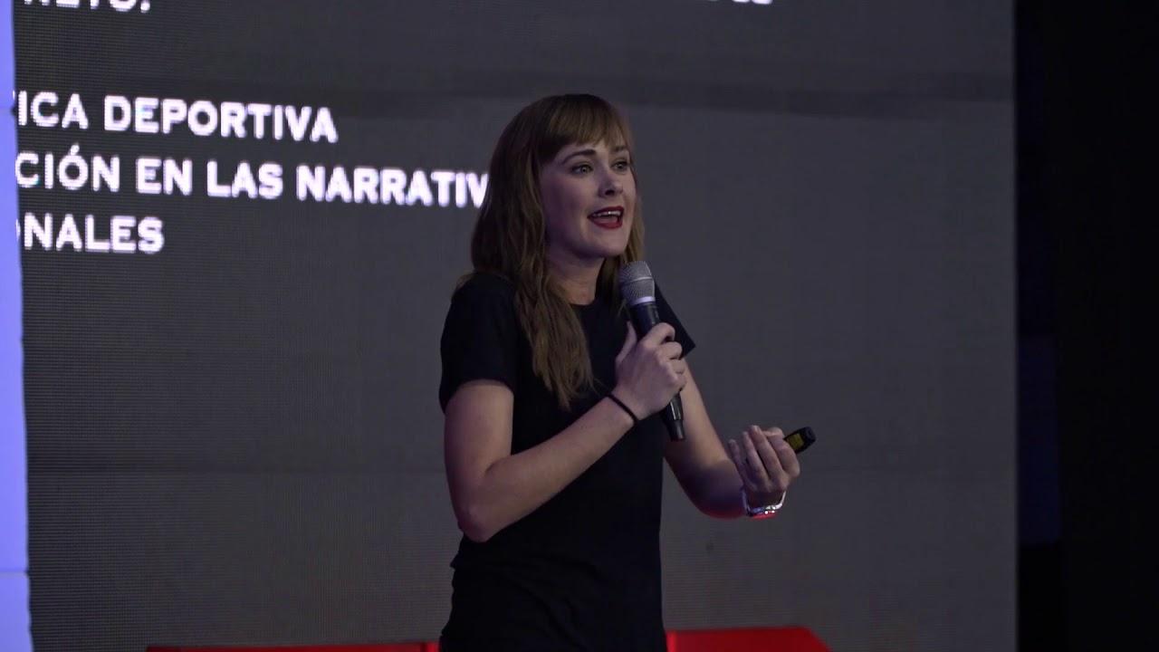 Download Mujeres, discurso y deporte: Una lección de resiliencia.   Marion Reimers.   TEDxParqueLaLoma