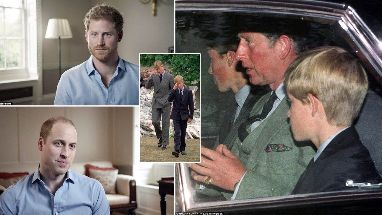 Prince William And Harry Reveal Moment They Were Told Of Diana's Death Prince William And Harry Reveal Moment They Were Told Of Diana's Death new images