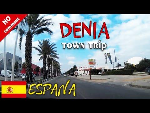 Denia (Alicante, Spain). Town trip