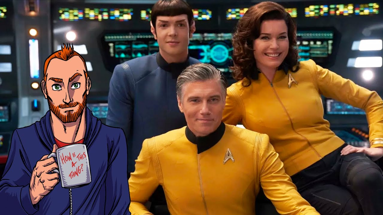 My Thoughts on Star Trek: Strange New Worlds