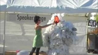 Cathy Sorbo interviews a Bag Monster Thumbnail