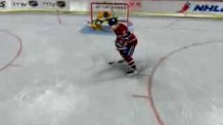 NHL 2K7 Breakaway Goals
