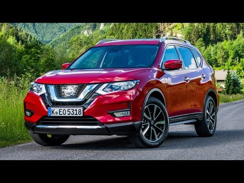 Nissan X-Trail 2019 Car Review