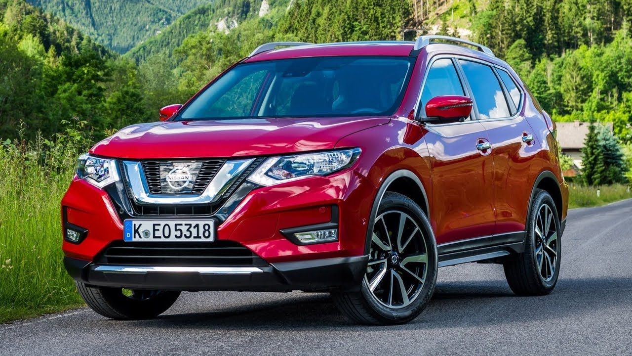 Nissan X Trail 2019 Car Review Youtube