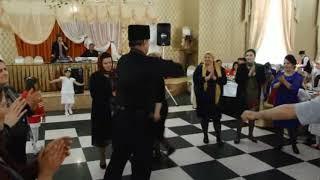Зажигательная свадьба. Курбан Гусейханов