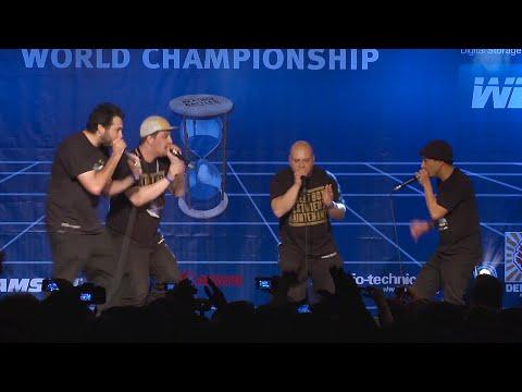 Team German - Germany - 4th Beatbox Battle World Championship