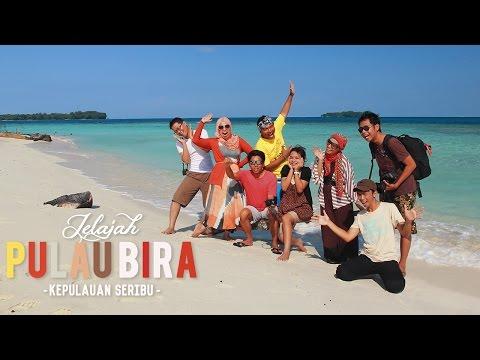 Pulau Seribu - Pulau Kayu Angin Bira Yang Jernih