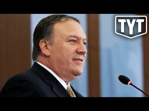 Mike Pompeo Getting FIRED Next?