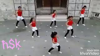 Kids dancing  deo deo song
