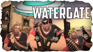 TF2 - Watergate Invasion Update! [Gameplay Commentary]