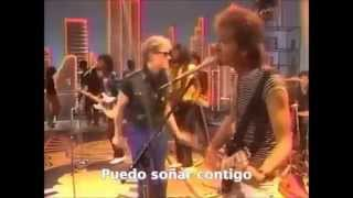 I can dream about you - Dan Hartman (Subtitulado en español)