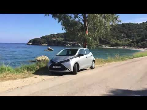 The Road from Poros to Skala Kefalonia