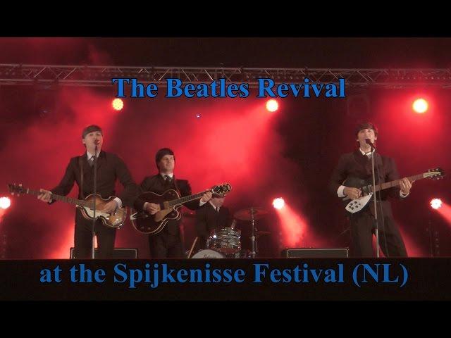 The Beatles Revival Live Concert - Spijkenisse Festival 2015