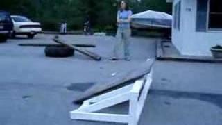Pocket Rocket Bike Jump