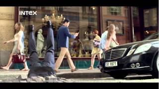 Intex Aqua Trend TV Commercial with Mahesh Babu