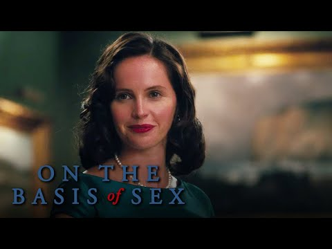 On The Basis Of Sex | So I Can Be More Patient | Film Clip| Own It Now On Blu-ray, DVD & Digital
