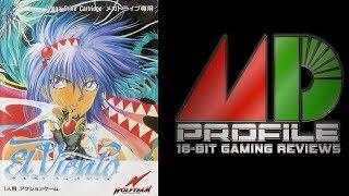 Mega Drive Profile - El Viento [Review]