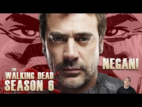 The Walking Dead Season 6 Finale Jeffrey Dean Morgan