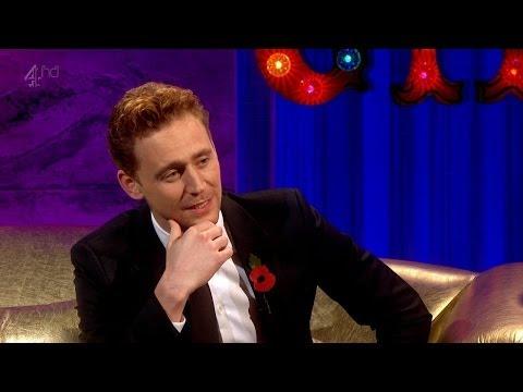 Tom Hiddleston on Chatty Man [HD]