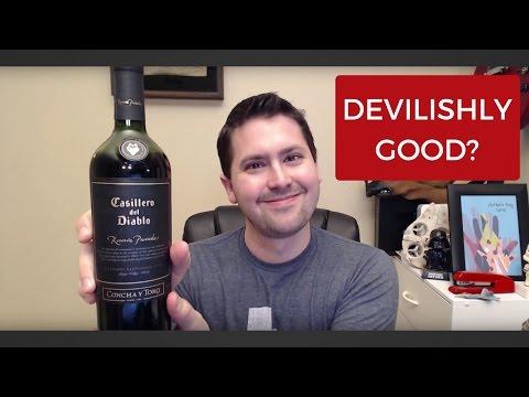 2015 Casillero Del Diablo Reserva Privada Cabernet Sauvignon Wine Review
