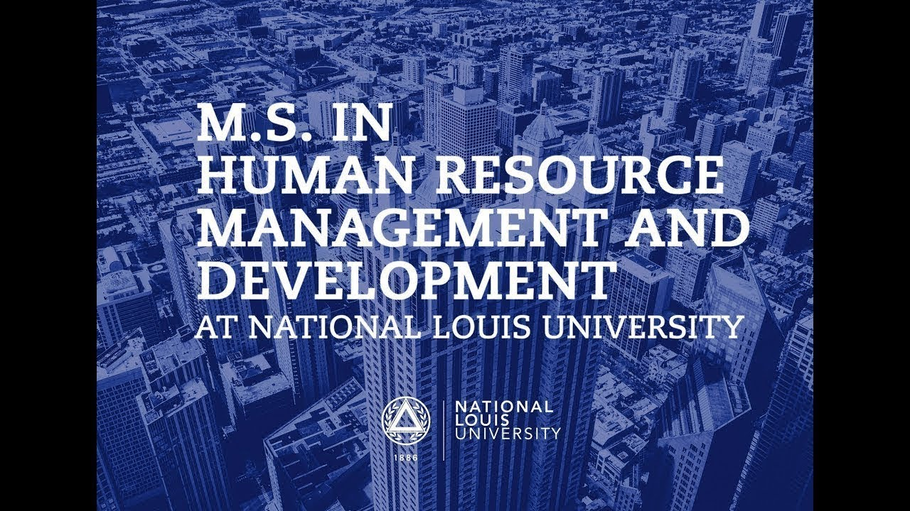 national louis masters education no thesis