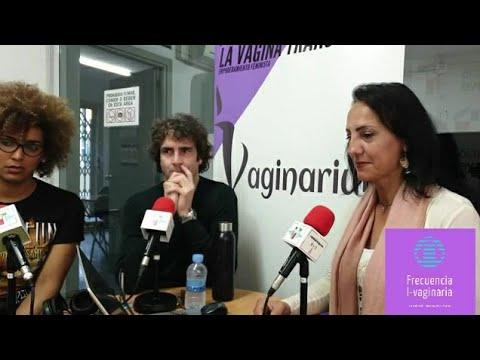 Carlos Fernández vivió la experiencia frecuencia I-vaginaria